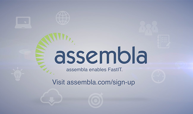 Assembla Fast IT & Competitiveness Video Generator