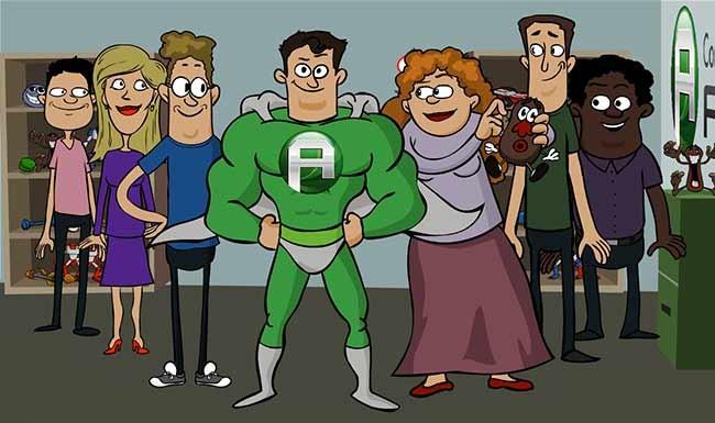 Compuware APM Superhero Video